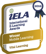 IELA Management Elearning Award for Vital Learning