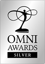 Omni Awards Silver Badge for Online Management Training