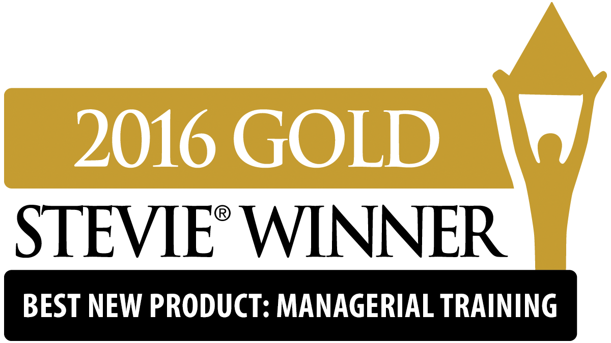 Stevie Gold Management Training Award