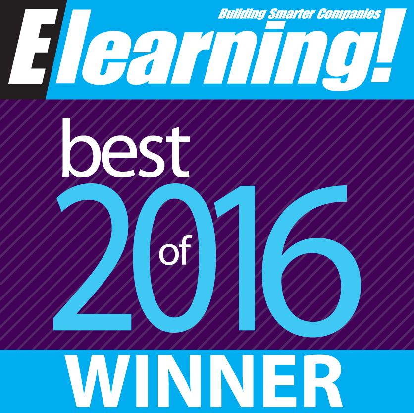 Best of 2016 Winner