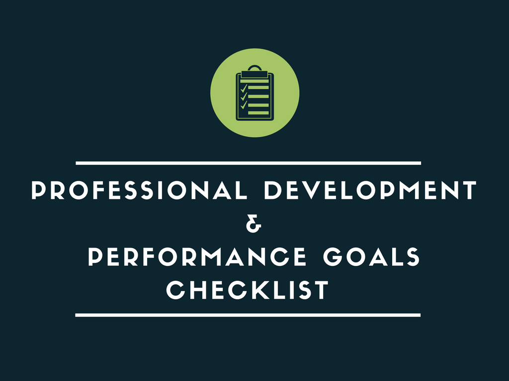 professional_development_performance_goals_checklist.png
