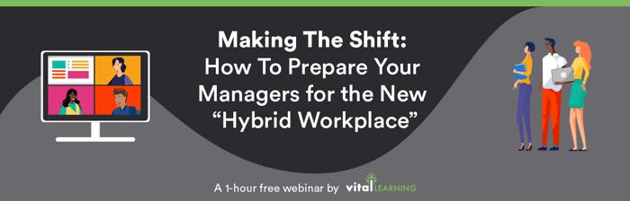 Making The Shift Webinar Cover