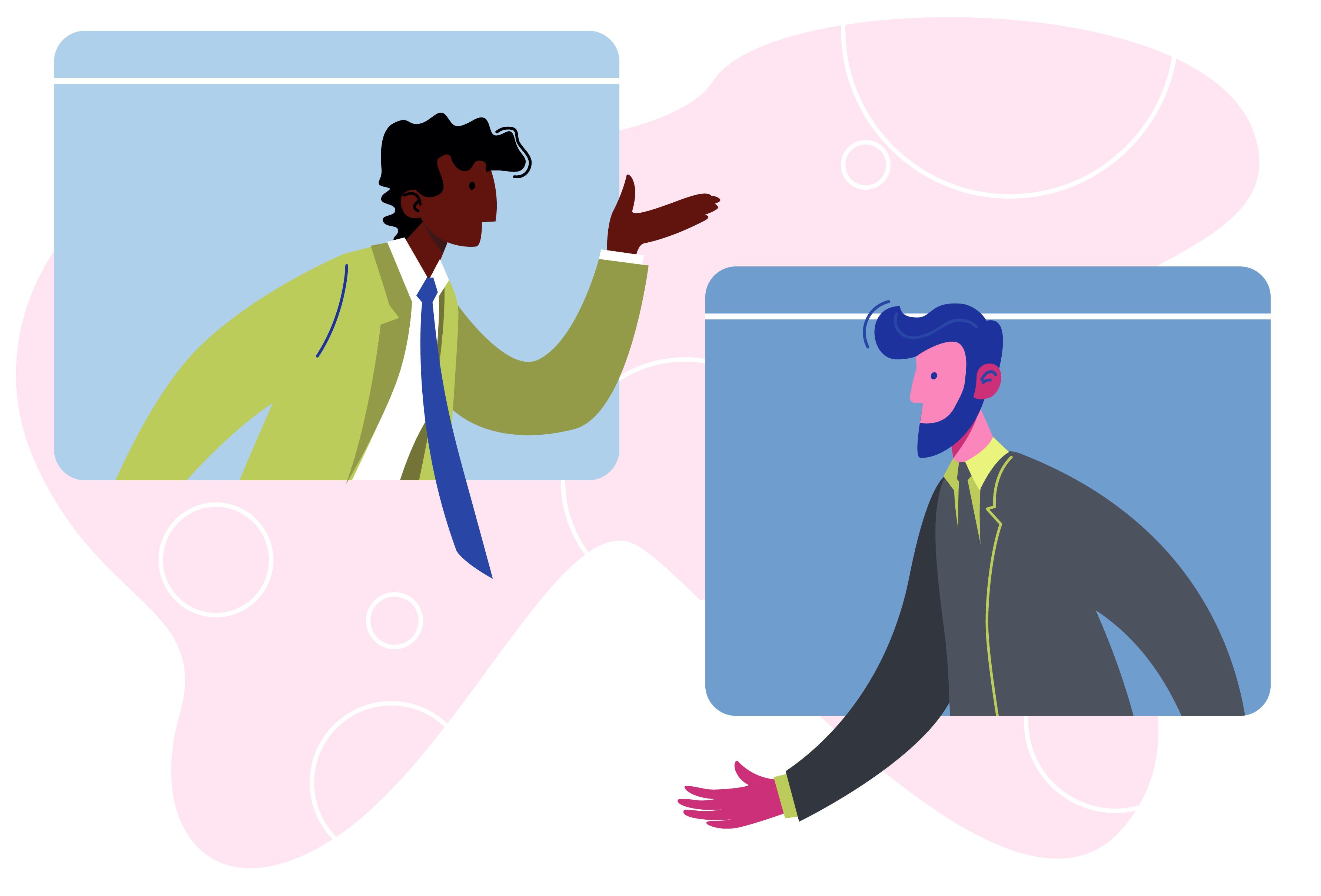 Conflict between remote employees