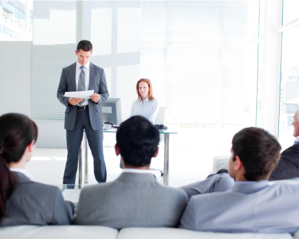 Learn about four essential professional development topics for your managers.