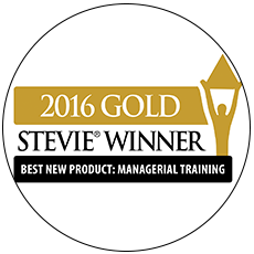 Stevie Awards Testimonial for Management Training Courses