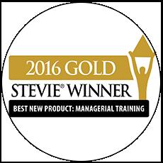 Stevie Awards Testimonial for Management Training Courses