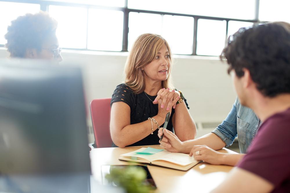 Leadership skills new manager training