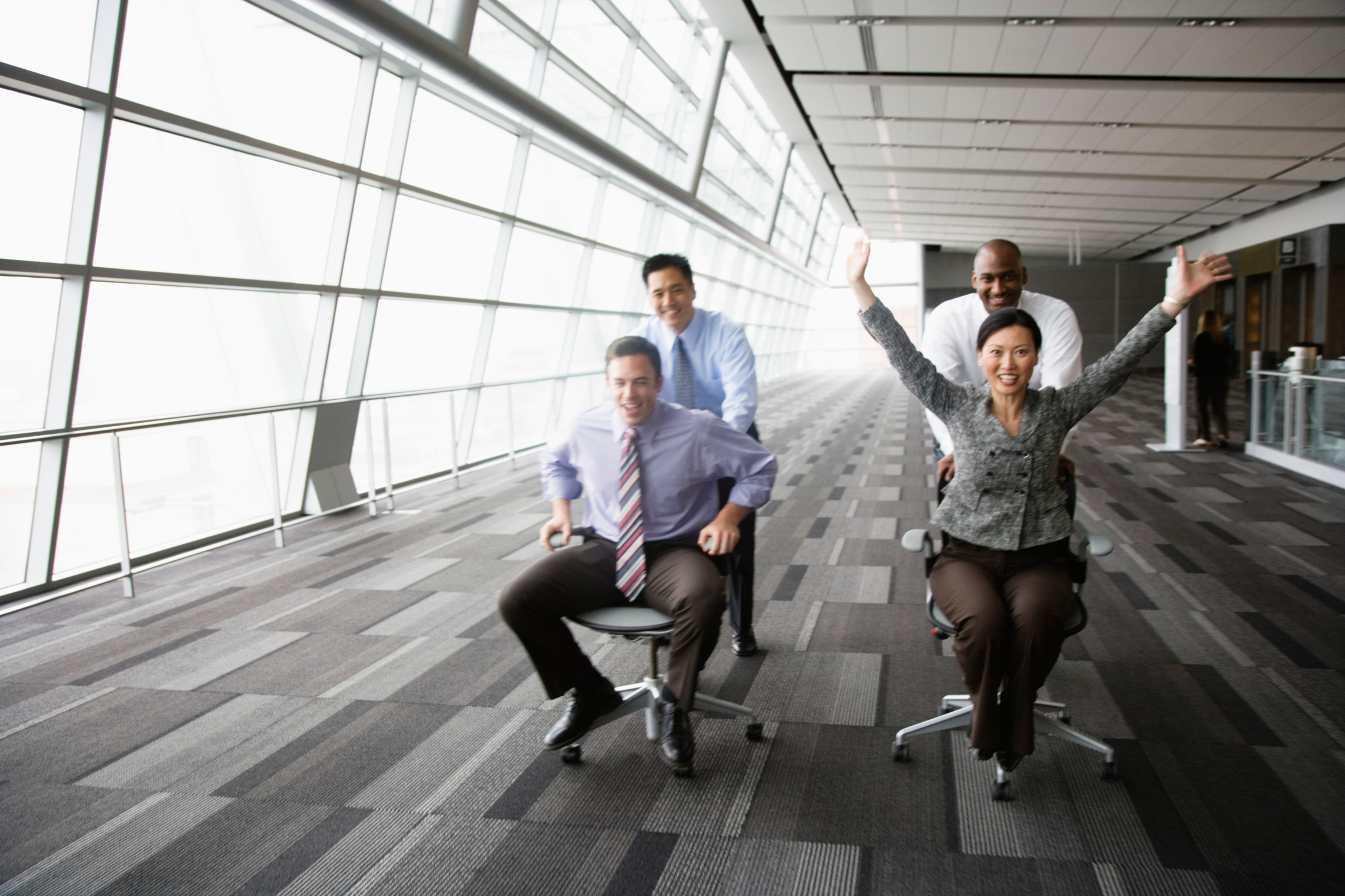 To get more out of your managment training program, start by making it more fun.