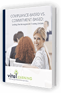 Effective management training goes beyond compliance. To see tangible results, you have to commit.