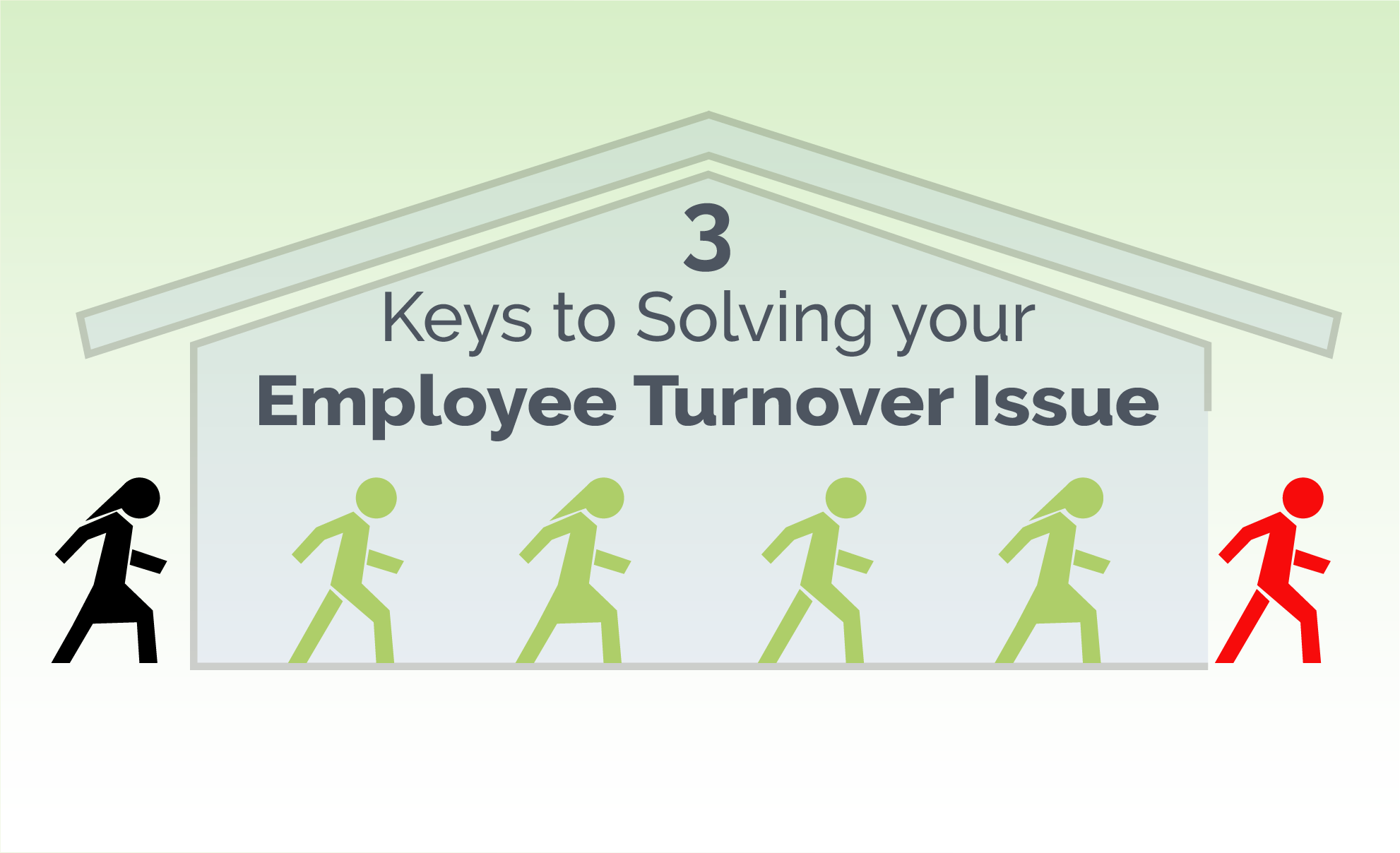 3 Keys to Solving Your Employee Turnover Issue